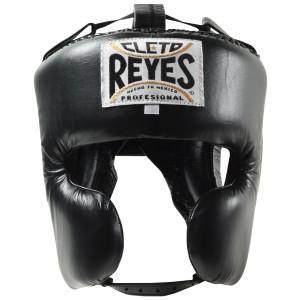 Cleto Reyes Cheek Protection Boxing Headgear - Black