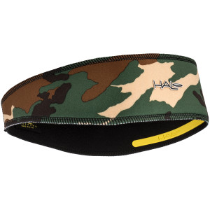 Halo Headband Pullover II Sweatband - Camo Green