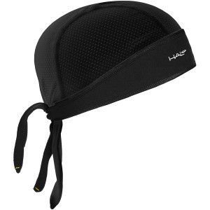 Halo Headband Protex Sweatband Bandana - Black