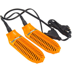 DryGuy Travel Dry Portable Footwear Dryer - Orange