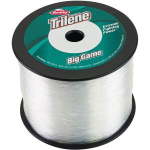 Berkley Trilene Big Game Clear Fishing Line Spool - 8 lb test, 1700 yds