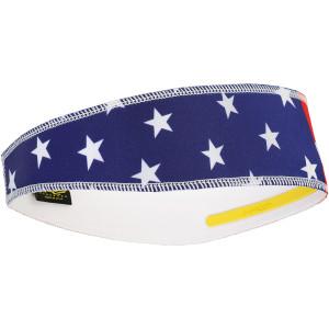 Halo Headband Pullover II Sweatband - USA Flag
