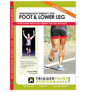Trigger Point Performance Therapy for Foot and Lower Leg DVD