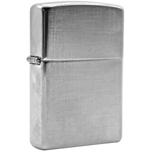 Zippo Classic Linen Weave Pocket Lighter