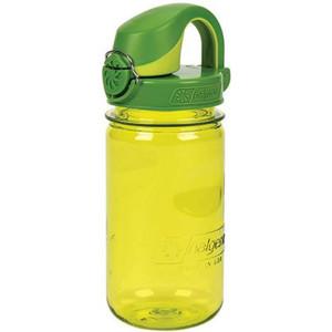 Nalgene Kids On the Fly Water Bottle - 12 oz. - Green/Green