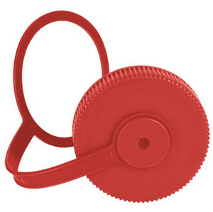 Nalgene Wide Mouth 32 oz. Water Bottle Replacement Cap - Red