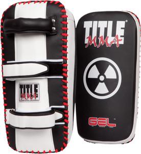 Title MMA Gel Elite Thai Pads