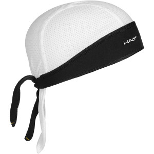 Halo Headband Protex Sweatband Bandana - White