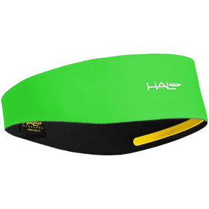 Halo Headband Pullover II Sweatband - Bright Green