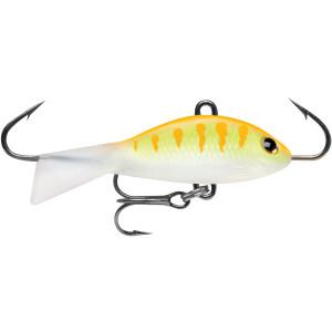 Rapala Jigging Shad Rap 02 Fishing Lure - Orange Tiger UV