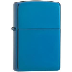 Zippo Sapphire Pocket Lighter