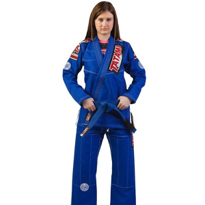 Tatami Fightwear Ladies Estilo 3.0 Premier BJJ Gi - Blue