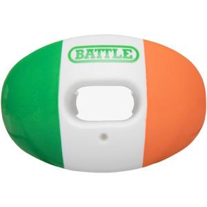 Battle Sports Science Oxygen Lip Protector Mouthguard - Irish Flag