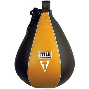 """Title Boxing Leather Speed Bag - Large (8"""" x 11"""")"""