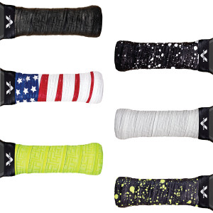 Vulcan Max Trend Pickleball Paddle Overgrips - 3 Pack