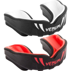 Venum Challenger Kid's Gel and Rubber Protective Mouthguard with Case