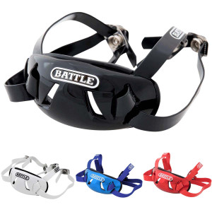Battle Sports Science Adult Protective Football Chin Strap