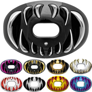 Battle Sports Science 3D Predator Oxygen Lip Protector Mouthguard