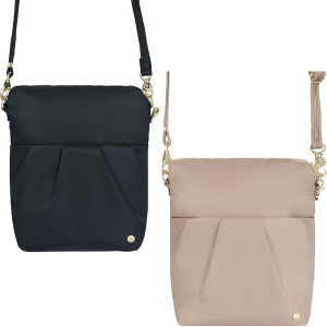 PacSafe CitySafe CX Anti-Theft Convertible Crossbody Bag