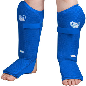 Combat Sports Breathable Slip-On Shin Instep Guards