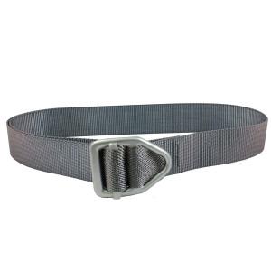 Bison Designs Last Chance Light Duty Gunmetal Buckle Belt - Graphite