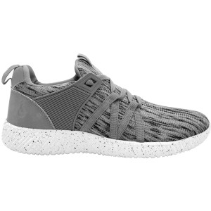 Kanisi Degage Casual and Walking Shoes - 8 - Gray