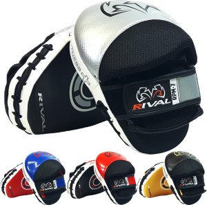 RIVAL Boxing RPM7 Fitness Plus Punch Mitts