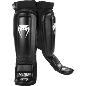 Venum 360 MMA Shin Instep Guards - Black