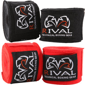 "RIVAL Boxing 180"" Traditional Cotton Handwraps"