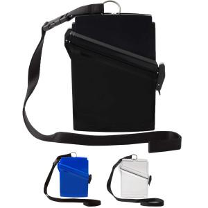 Witz Passport Locker Lightweight Waterproof Sport Case with Lanyard
