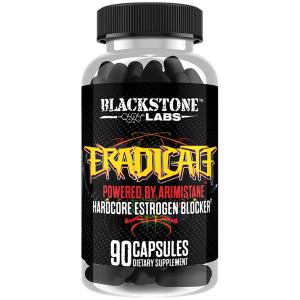 Blackstone Labs Eradicate Estrogen-Reducing Supplement - 90 Capsules