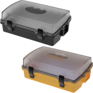 Witz Utility Locker I Lightweight Waterproof Sport Case with Clear Lid