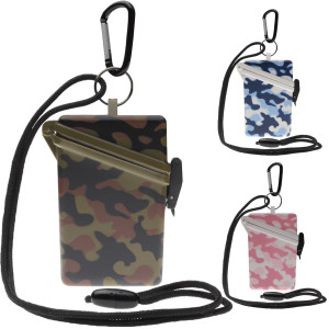 Witz Keep It Safe Camo Lightweight Waterproof Sport Case