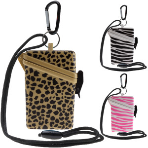 Witz Keep It Safe Animal Print Lightweight Waterproof Sport Case