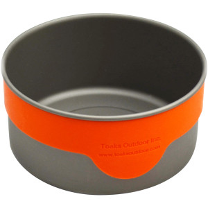 TOAKS Heat-Resistant Soft Pliable Silicon Band for Bowl BND-01
