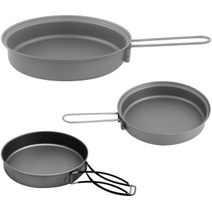 TOAKS Lightweight Titanium Frying Pan with Foldable Handle