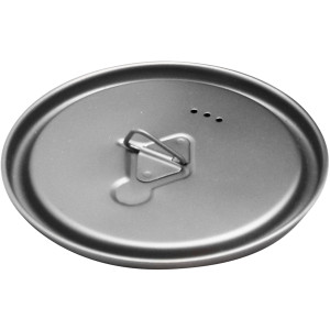 TOAKS Original Titanium Lightweight Lid for Outdoor Camping Cook Pots