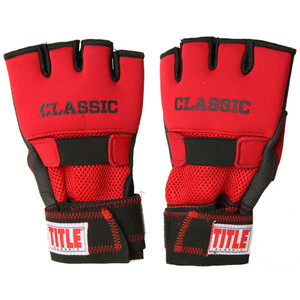 Title Boxing Classic Gel-X Glove Wraps