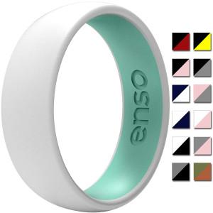 Enso Rings Dualtone Series Silicone Ring