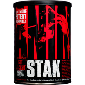 Universal Nutrition Animal Stak - 21 Packs - Non-hormonal Supplement