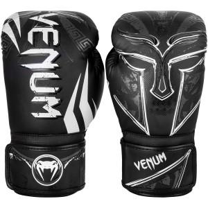 Venum Gladiator 3.0 Training Boxing Gloves - Black/White