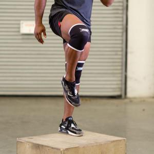 Sling Shot Knee Sleeves 2.0 by Mark Bell - Black