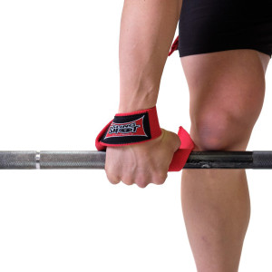 Sling Shot Heavy Duty Weight Lifting Straps by Mark Bell