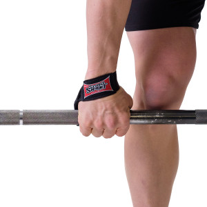 Sling Shot Nylon Weight Lifting Straps by Mark Bell