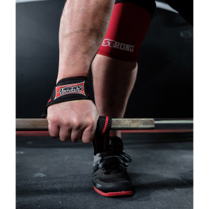 Sling Shot Super Heavy Duty Weight Lifting Straps by Mark Bell