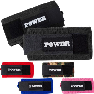 """Sling Shot Power Wrist Wraps by Mark Bell - 20"""""""