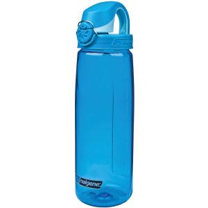 Nalgene Tritan On the Fly Water Bottle - 24 oz.- Blue/Blue