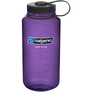 Nalgene Tritan Wide Mouth Water Bottle - 32 oz. - Purple/White