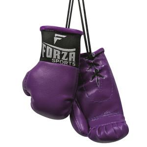 Forza Sports Mini Boxing Gloves - Purple