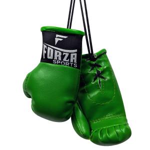 Forza Sports Mini Boxing Gloves - Dark Green
